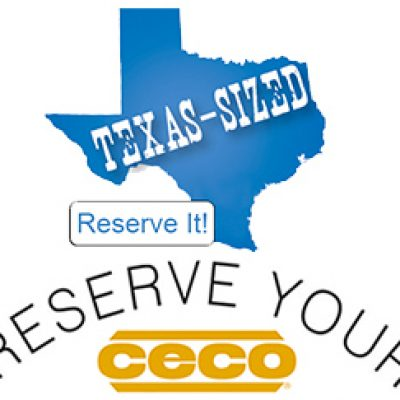 Free Ceco Texas-Sized Wall Calendar