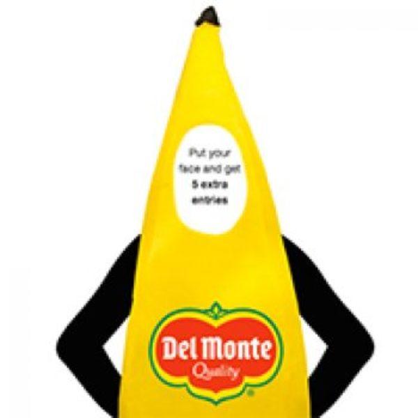 Win A Del Monte Halloween Costume