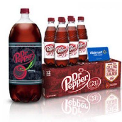 Dr. Pepper Rewards @ Walmart