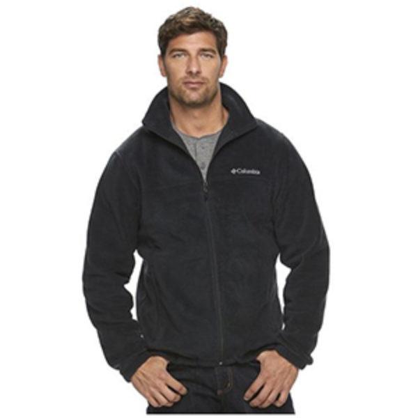 Men's Columbia Flattop Ridge Fleece Jacket Just $29.99 (Reg $60.00)