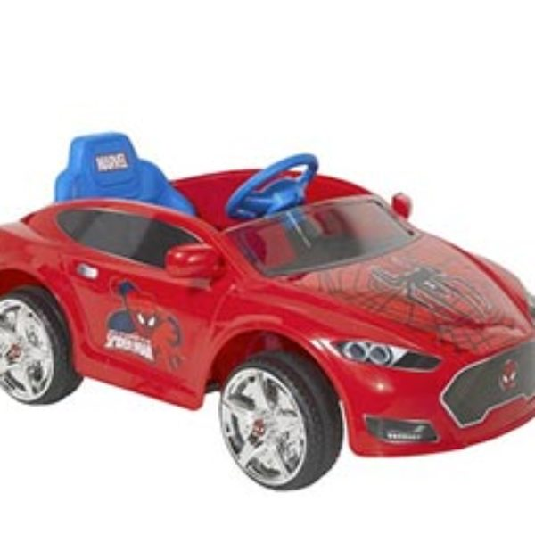 Walmart: Spider-Man Electric Coupe Ride-On Just $69.00 (Reg $149.00) + Free Shipping