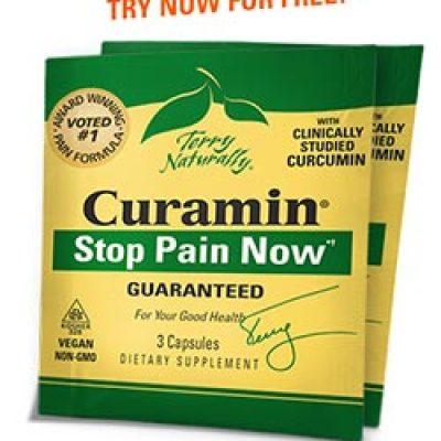 Free Curamin Samples