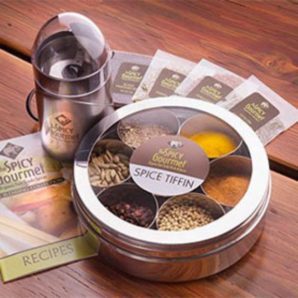 Free Spicy Gourmet Spice Blend Samples