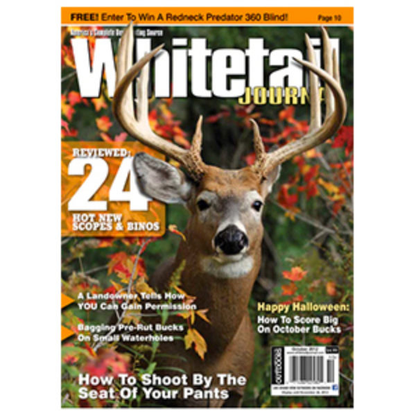 Free Whitetail Journal Subscription