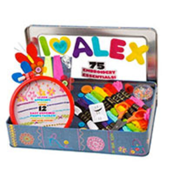 ALEX Toys Craft My Embroidery Kit Just $10.80 (Reg $30.00) + Prime