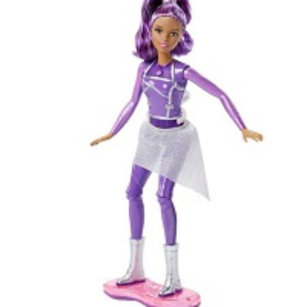 Barbie Star Light Hoverboarder Just $7.50 (Reg $24.99) + Prime
