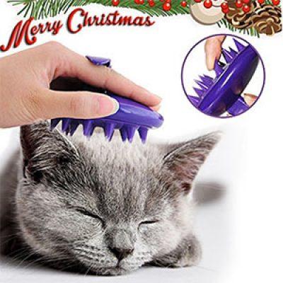 CELEMOON Cat Grooming Brush Just $9.99 + Prime