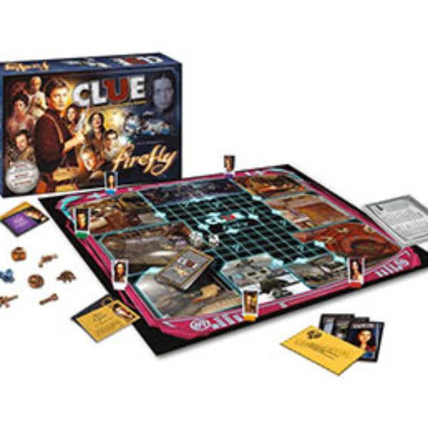 Firefly Clue Game Only $19.24 (Reg $39.99) + Prime