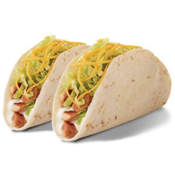 Del Taco: 2 Free Grilled Chicken Tacos