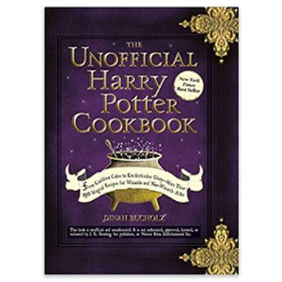 Unofficial Harry Potter Cookbook Just $11.97 (Reg $20)