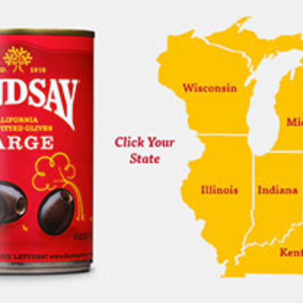 Lindsay: 4 Free Products (MI, WI, IL, IN, OH, KY Only)