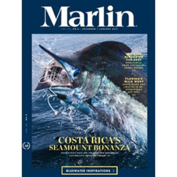 Free Marlin Magazine Subscription
