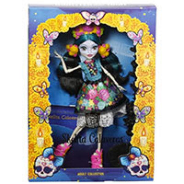 Monster High Skelita Calaveras Collector Doll Just $12.00 (Reg $29.99) + Prime