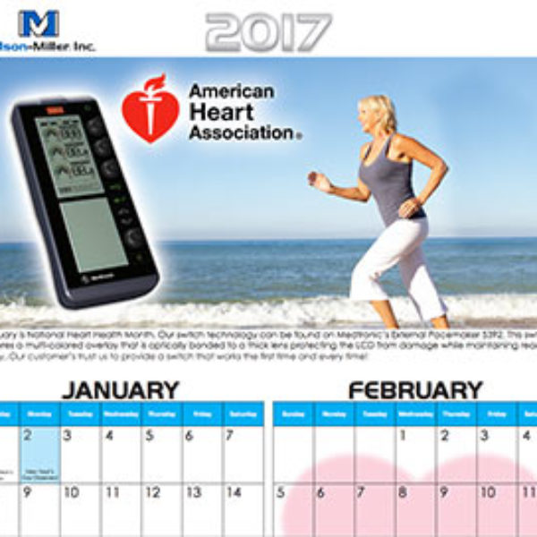 Free Nelson-Miller Calendar