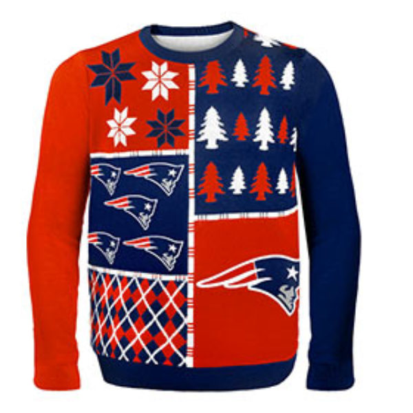NFL Busy Block Sweaters Only $29.99 + Prime