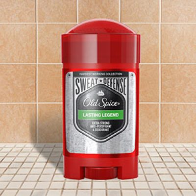 Old Spice Odor Blocker Coupon