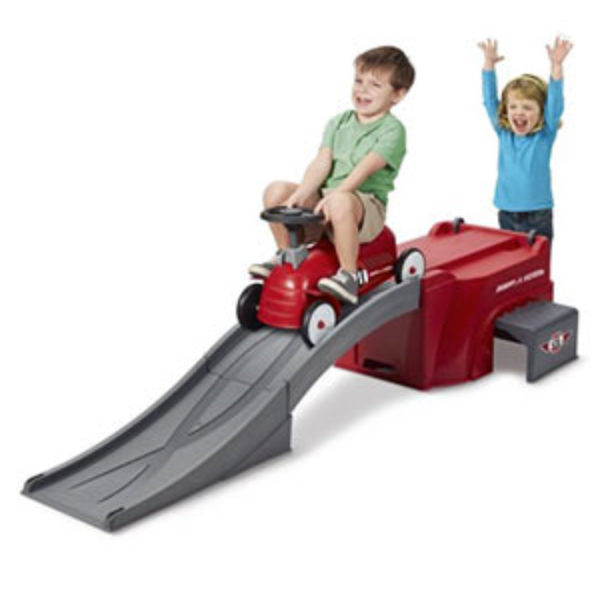 Radio Flyer 500 Ride-On with Ramp Only $59.99 (Reg $99.00) + Free Shipping