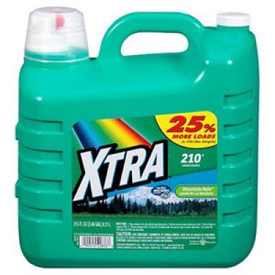 Xtra Liquid Detergent Coupon