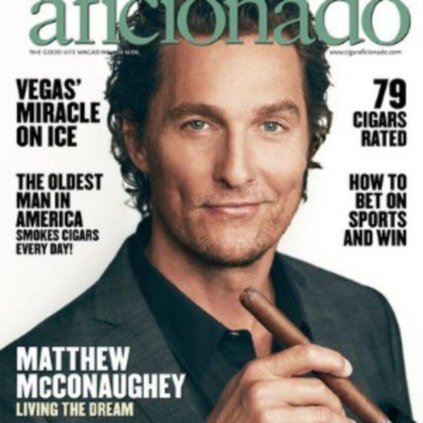 Free Cigar Aficionado Magazine Subscription