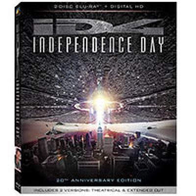 Independence Day 20th Anniversary Blu-ray Just $4.99 (Reg $19.99) + Prime
