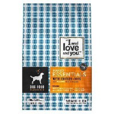 Free Naked Essentials Dog Food Samples