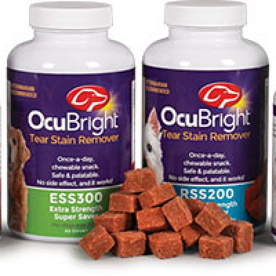 Free OcuBright Dog Tear Stain Remover