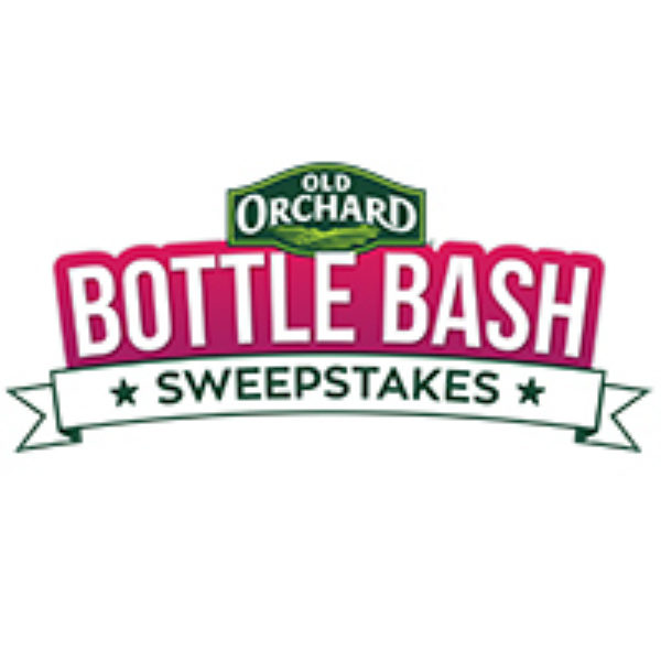 Win 1 of 8,000 Old Orchard Juice Bottles