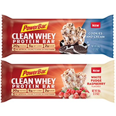 Free PowerBar Clean Whey Bar