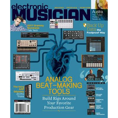 Free Electronic Musician Magazine Subscription