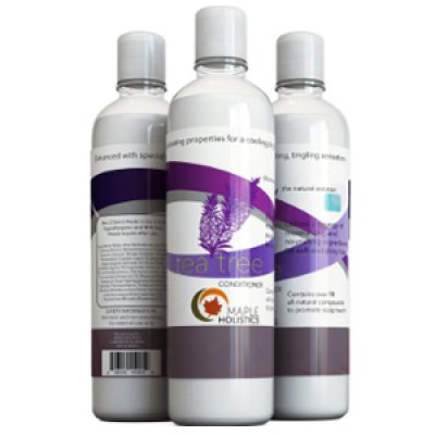 Free Maple Holistics Shampoo Samples
