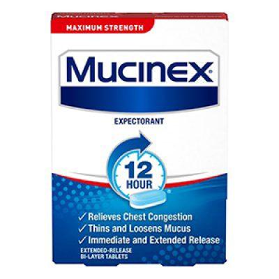 Mucinex Coupon