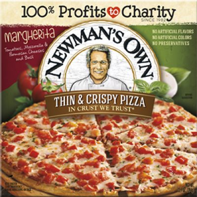 Newman's Own Thin & Crispy Pizza Coupon
