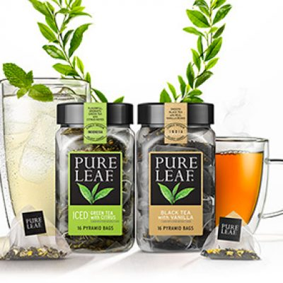 Free Pure Leaf Hot Tea Samples