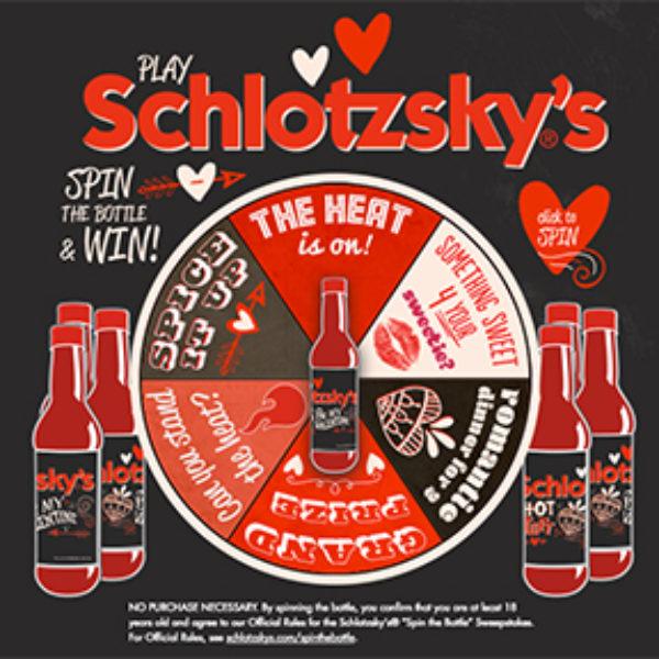 Schlotzsky's: Spin To Win