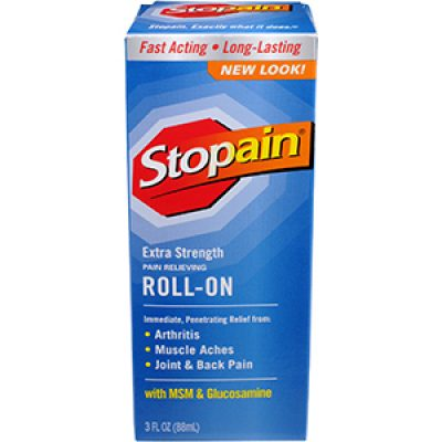Stopain Coupon