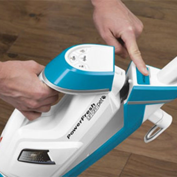 Bissell PowerFresh Pet Steam Mop Just $89.99 + Free Shipping