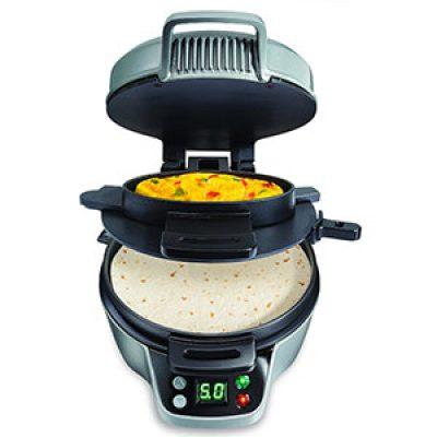 Hamilton Beach Breakfast Burrito Maker Only $13.49 + Prime