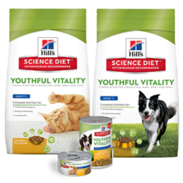 Win a 6-Month Supply of Hill's Science Diet