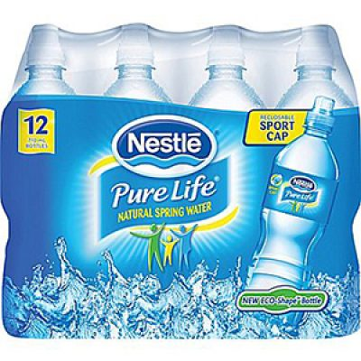 Nestle Pure Life Water Coupons