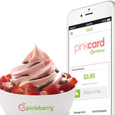 Free PinkBerry On Your Birthday