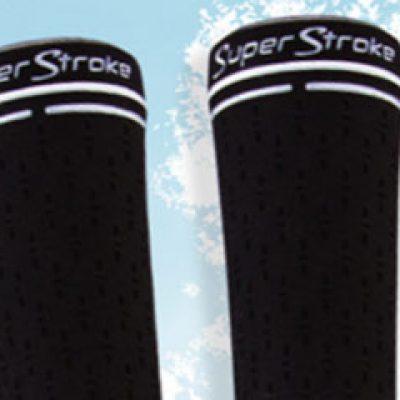 Free SuperStroke Golf Grips