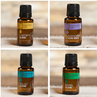 Free Tahitian Noni Essential Oils Samples