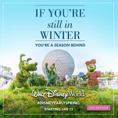 Pop Secret: Win a Disney Vacation