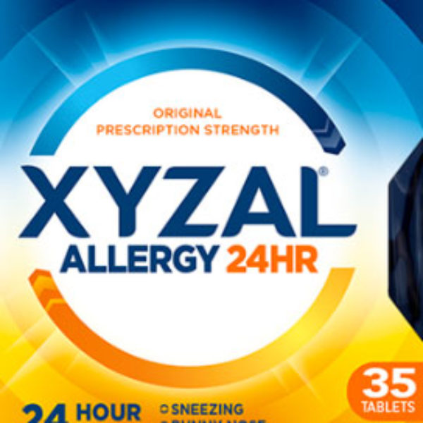 Win Xyzal Allergy 24HR