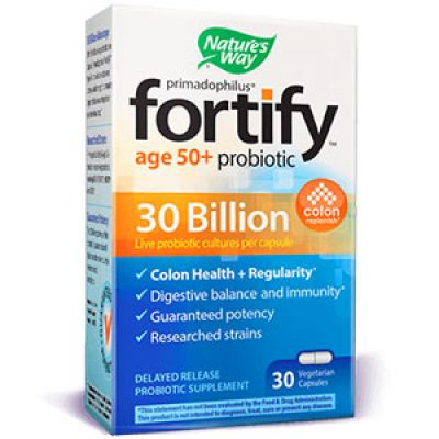 Fortify Probiotic Coupon