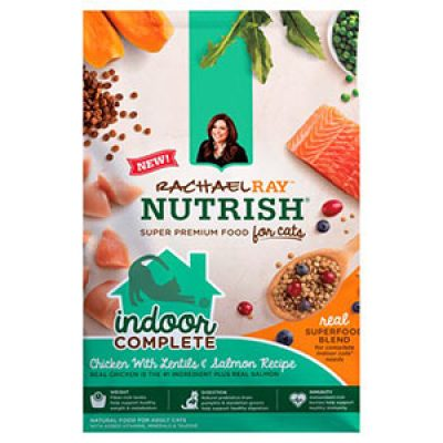 Free Rachael Ray Indoor Complete Cat Food Samples