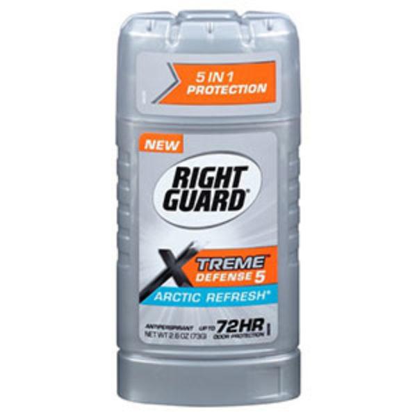 Right Guard Xtreme Coupon