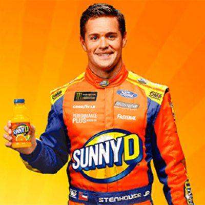 Win a Race w/ Ricky Stenhouse Jr