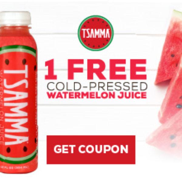 Free Tsamma Juice