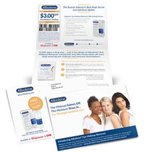 Free Albolene Makeup Remover Samples